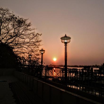 Sunsets, Panasonic DMC-LS5