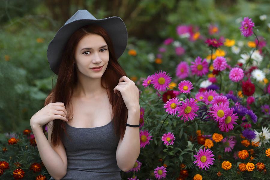 Beautiful Fairy of Flowers!, автор — Сергей К на 500px.com