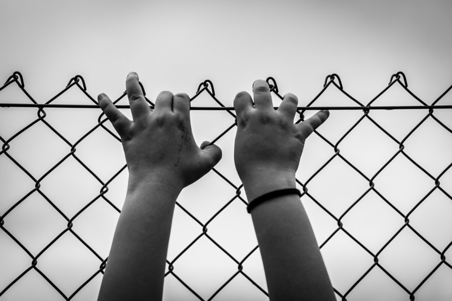 Hands of freedom