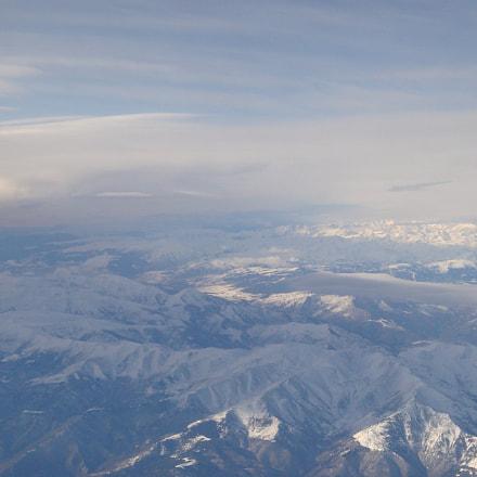 Spanish mountains, Sony DSC-W170