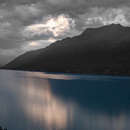 The essence of lake Brienz