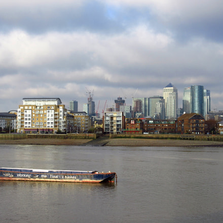 Greenwich, Greater London, Canon IXUS 275 HS