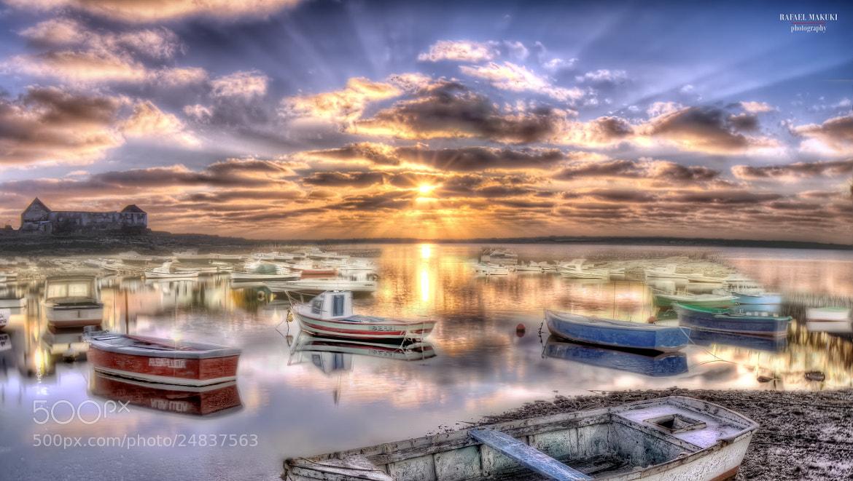 Photograph Sunrise III by Rafael Makuki on 500px