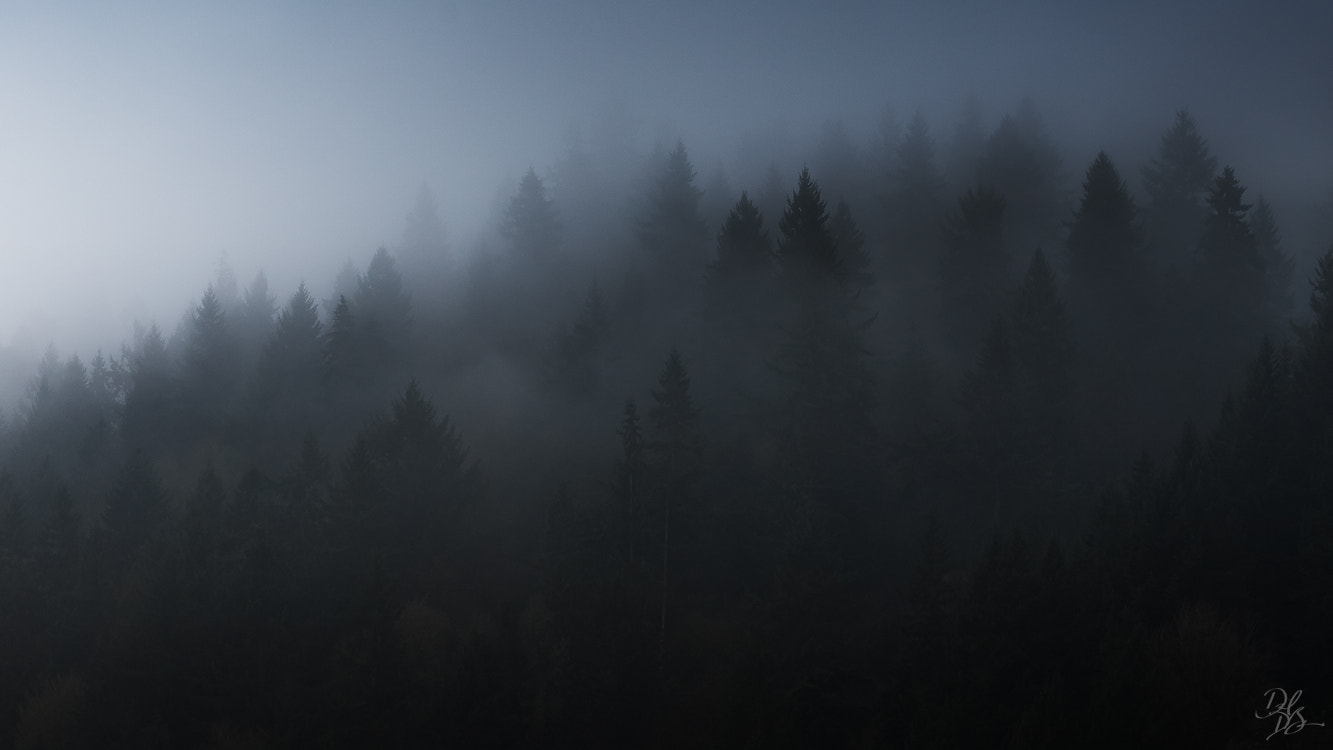 Photograph Silent Hill by David DuBois on 500px