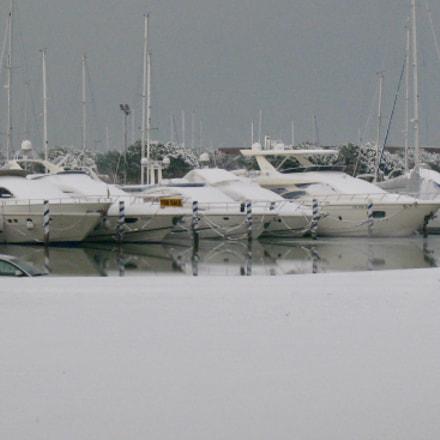 Wintertime, Canon DIGITAL IXUS 850 IS
