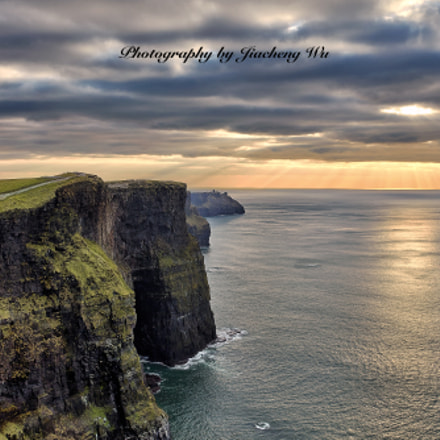 cliff of moher, Canon EOS 5DS, Canon EF 24-70mm f/2.8L II USM