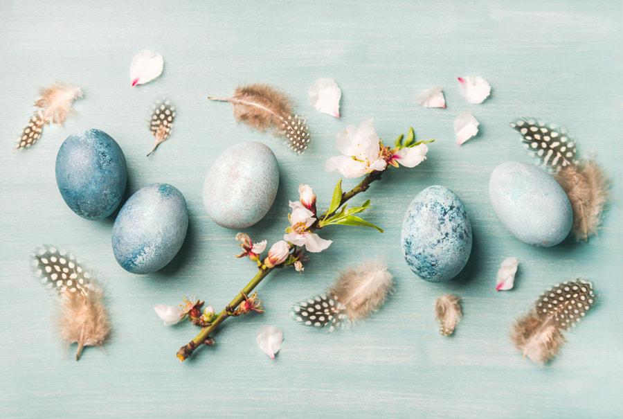 Easter holiday greeting card by Anna Ivanova on 500px.com