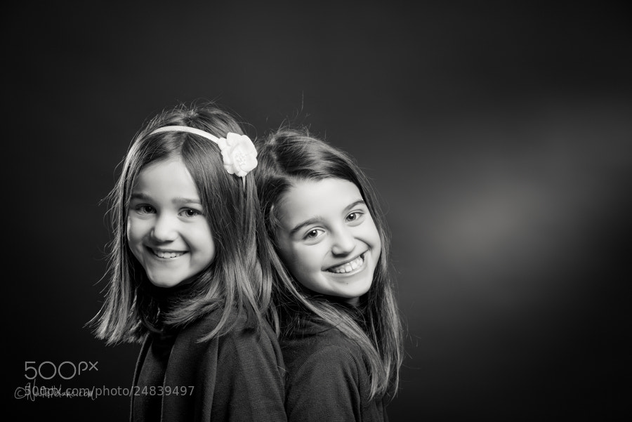 Photograph The sisters by Frederic B on 500px
