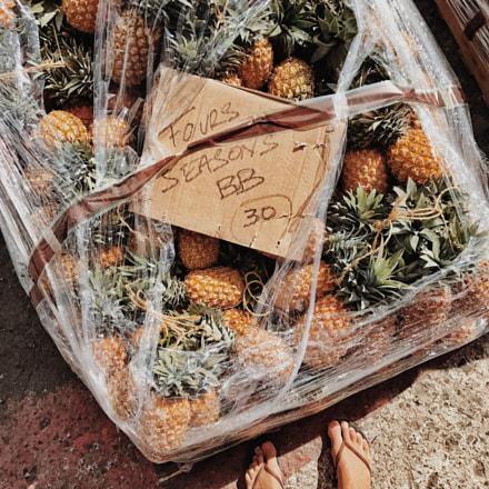 Wedding gift.. 108 pineapples