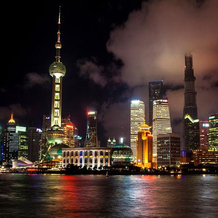 Shangai, Canon EOS KISS DIGITAL N