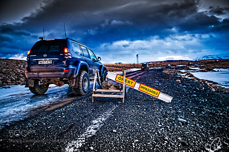 Photograph Icelanders fearless ... by Olinn Thorisson on 500px
