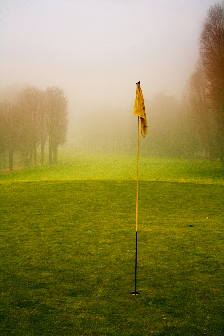 Photograph golf  fog Milan by antonio biancardi on 500px