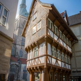 Umgedrehter Zuckerhut - Hildesheim