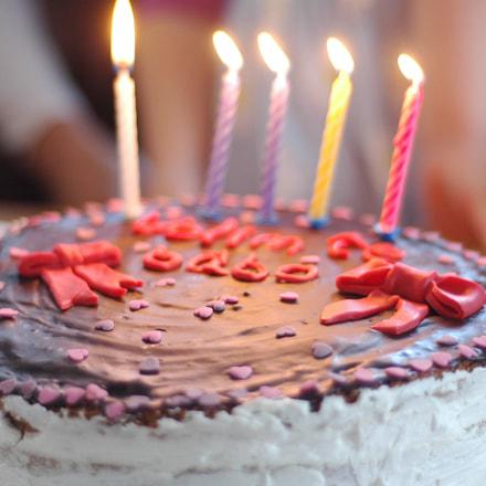 Birthday wish, Nikon D70, Manual Lens No CPU