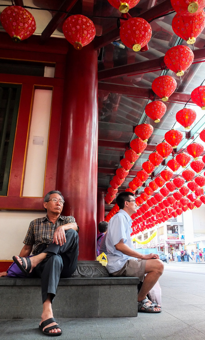 Photograph Resting by the Temple by Lam Wenjie on 500px