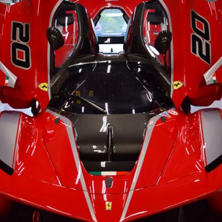 Ferrari FXX-K #20