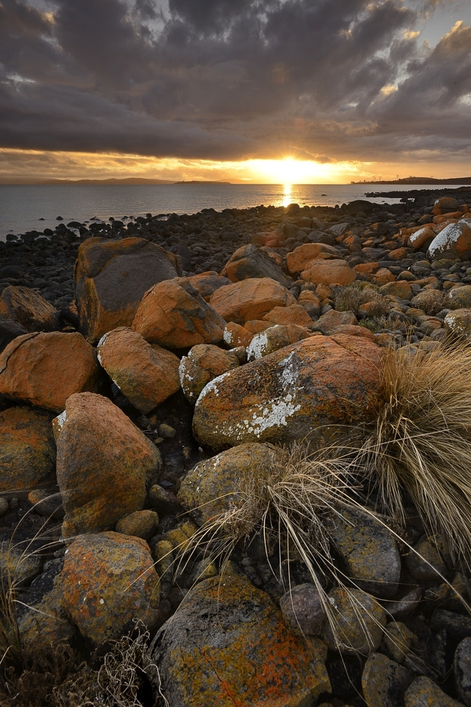 Photograph Dunalley Bay Sunset II by Andrew Fuller on 500px