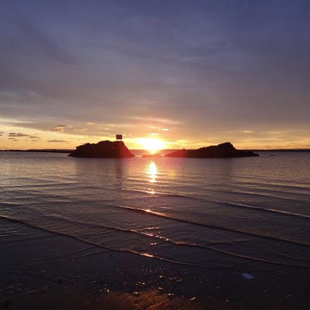Sunrise, Sony DSC-TX66