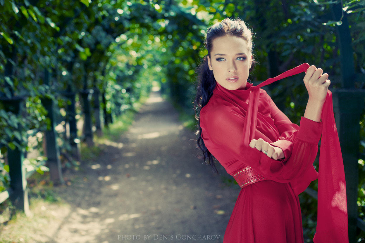 Photograph red by Denis Goncharov on 500px