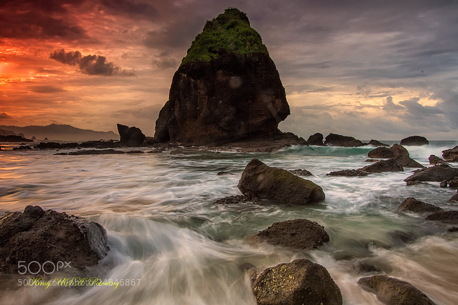 Photograph The Rock by Nunu Rizani on 500px