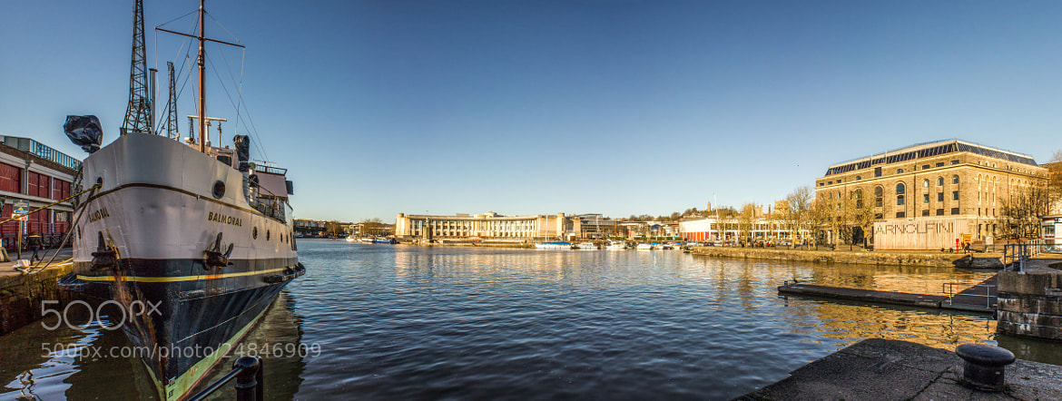 Photograph Harbourside by Pete Griffiths on 500px