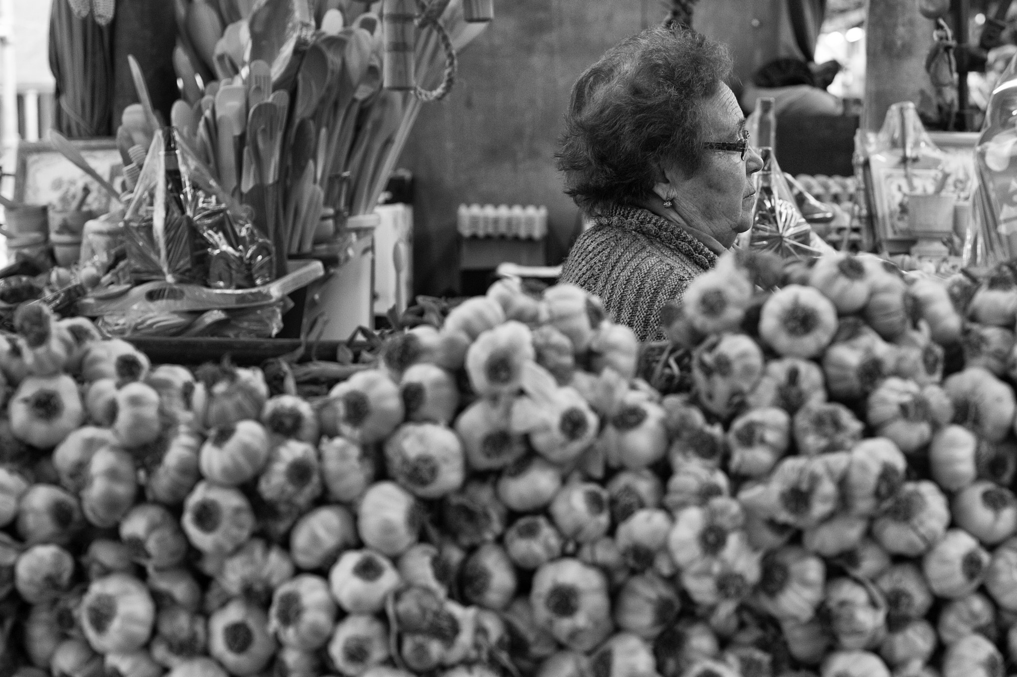 Photograph Mrs. Garlic by Joao Pereira on 500px