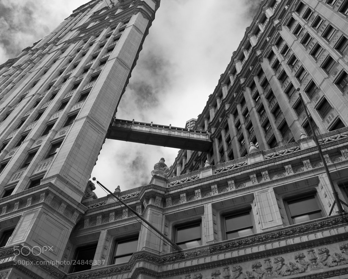 Photograph Chicago by Escher by Jay B. Wilson on 500px