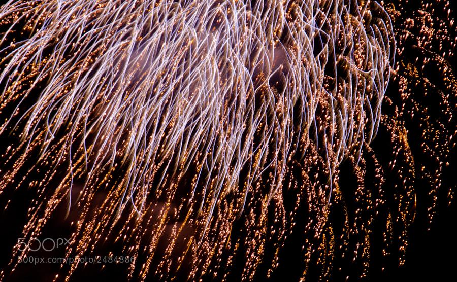 Photograph Fireworks II by Jari Knuutila on 500px
