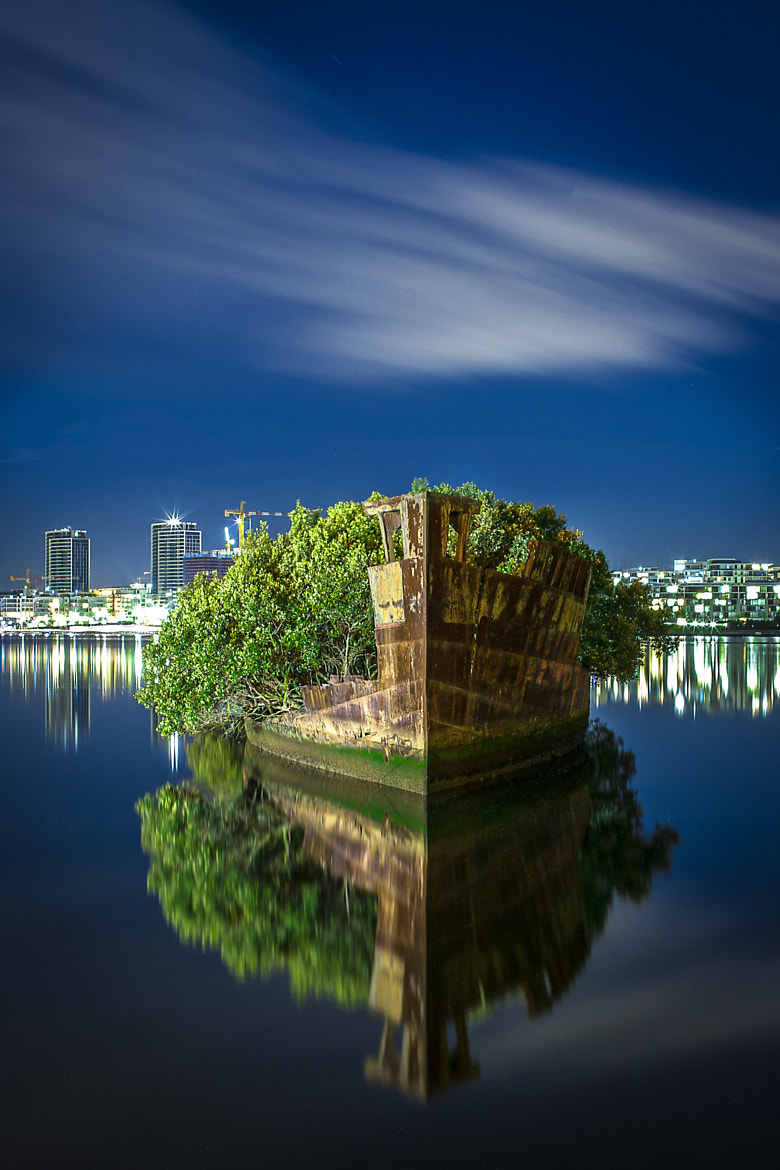 Photograph Wrecks of Homebush by Alvin Rebulado on 500px