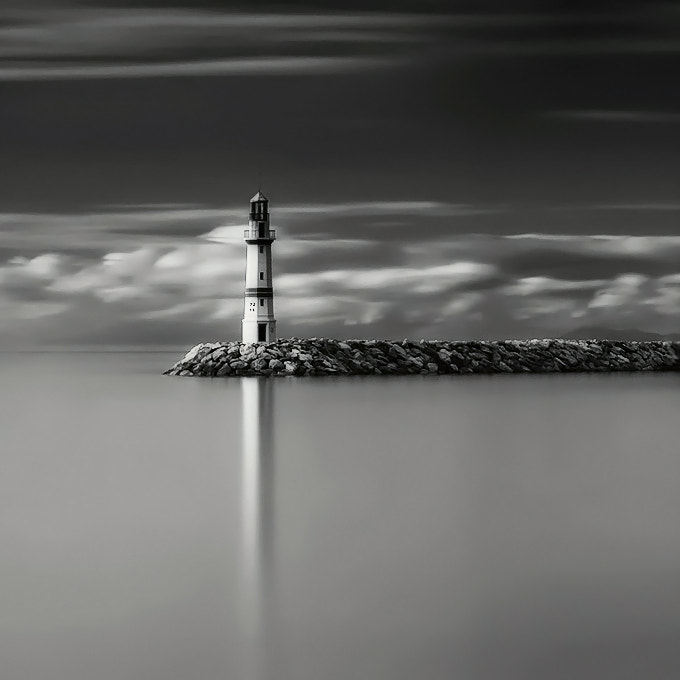 Photograph The lighthouse by kani polat on 500px