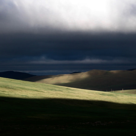 Somewhere in Mongolia, Canon POWERSHOT A80