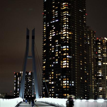 Tokyo Tatsumi area, Pentax K-30