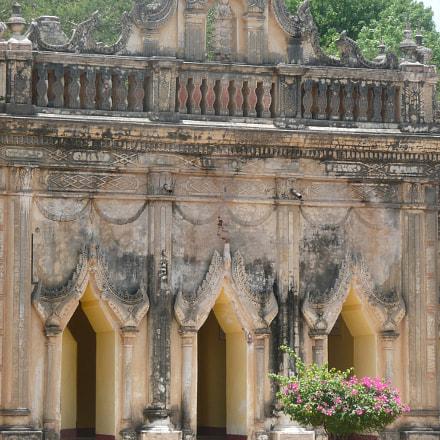 Bagan Courtyard, Panasonic DMC-TZ3