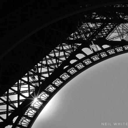 Eiffel Tower, Paris, Fujifilm FinePix F601 ZOOM