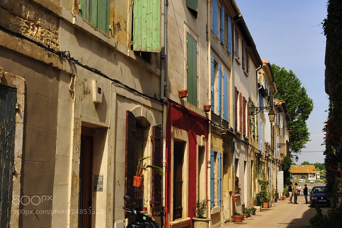 Photograph Colorful Arles by Angelo Ferraris on 500px