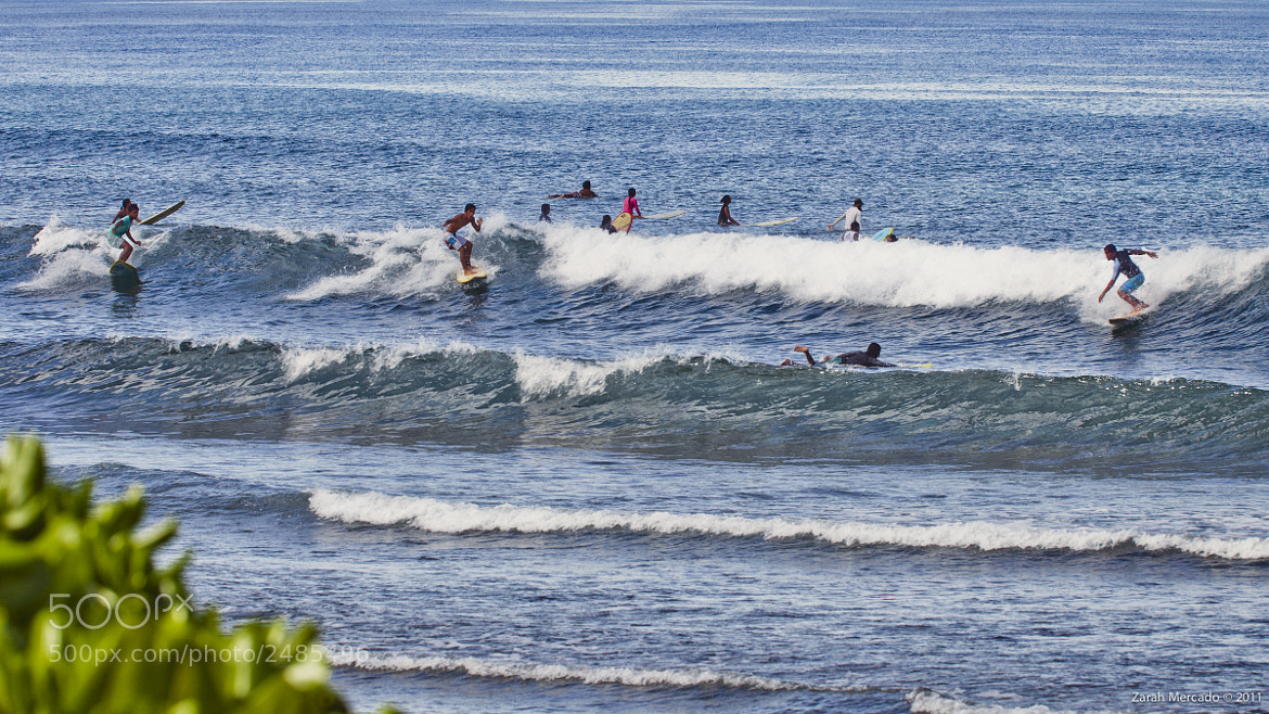 Photograph Surf Clinic at Calicoan Island, Philippines by Zarah Mercado on 500px
