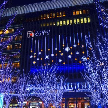 Night shot, Sony DSC-TX10