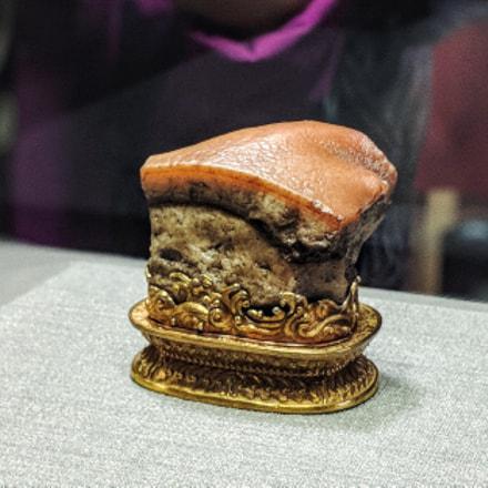 在故宮博物院的红烧肉在台北