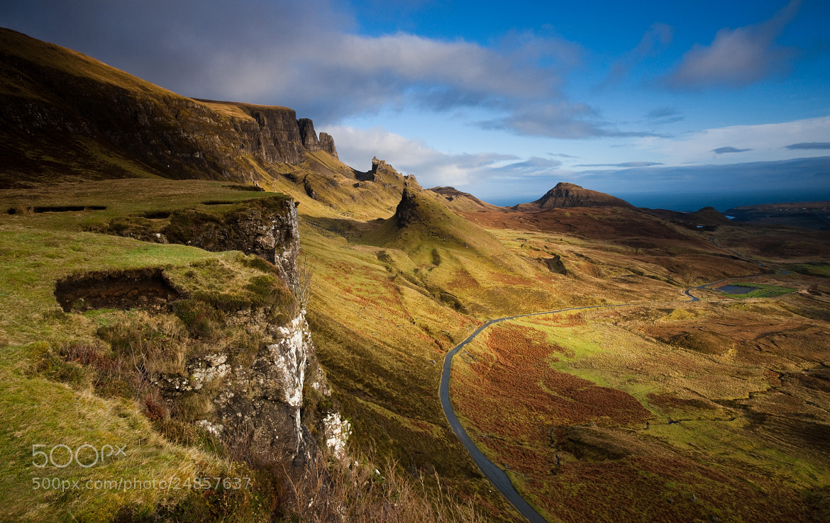 Photograph The Quiraing by Kenny Muir on 500px