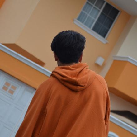 001 - Orange, Nikon D5100, AF Zoom-Nikkor 28-80mm f/3.3-5.6G
