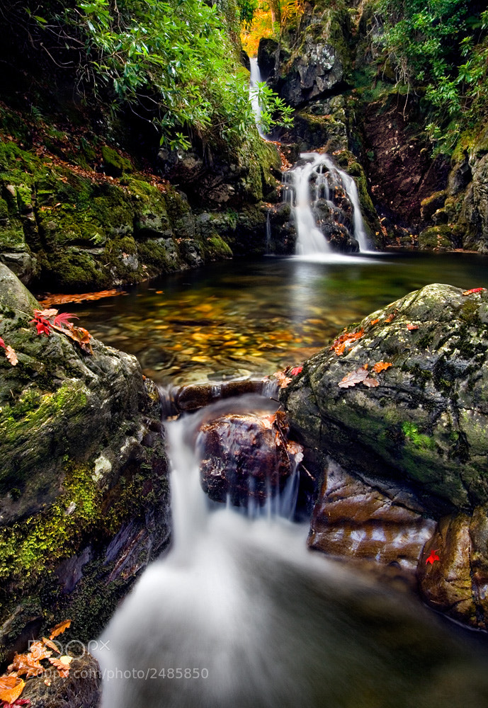 Photograph Cascade Falls by Stephen Emerson on 500px