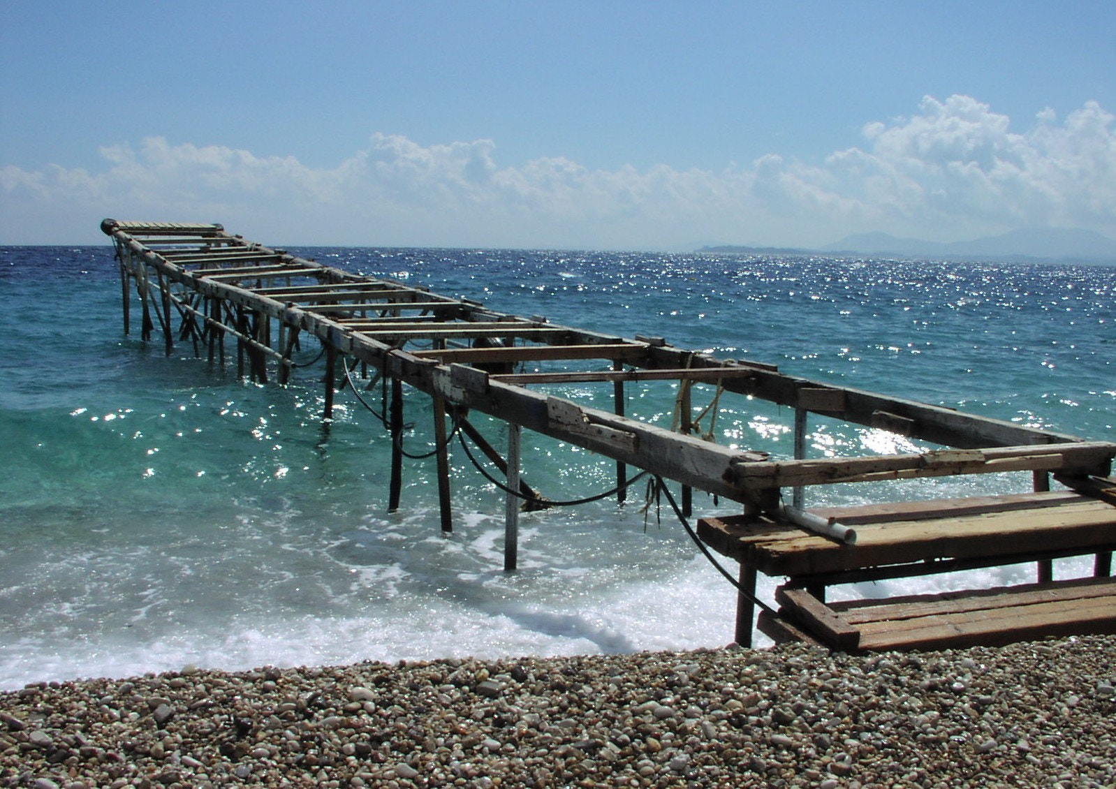 Photograph Forgotten Jetty by Charles Letby on 500px