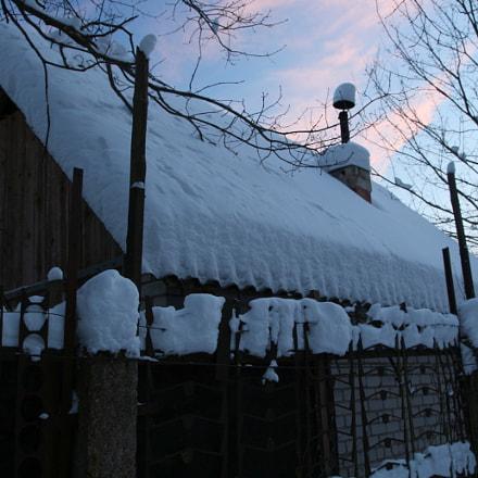 Snow has flown, Canon EOS 100D, Sigma 18-35mm f/1.8 DC HSM