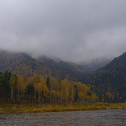 the Mana river, Pentax K-R