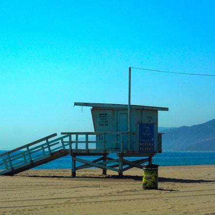 Malbu,CALIFRONIA, Nikon COOLPIX S3700