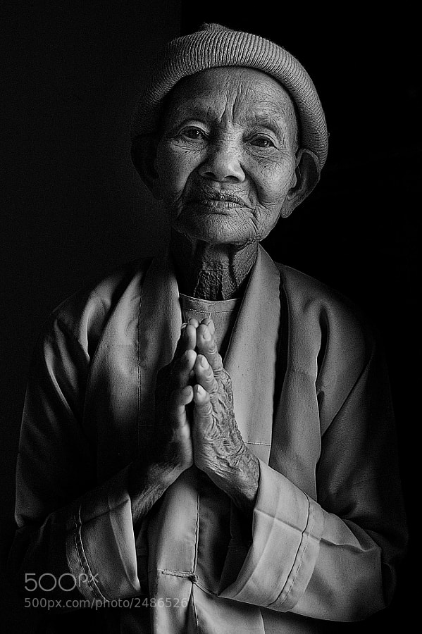 Praying Nun, Vietnam