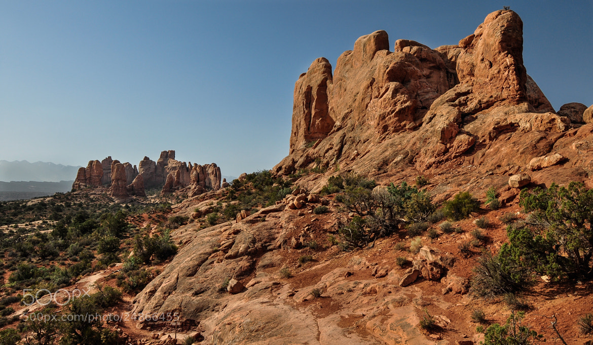 Photograph Desert Outcroppings by Matt Diley on 500px