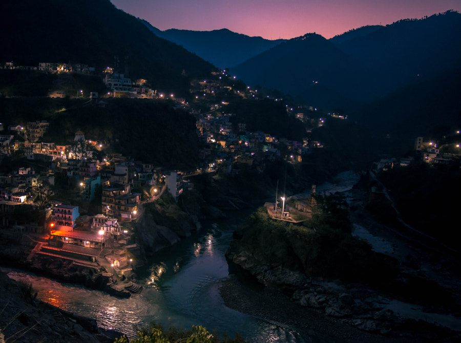 Devprayag by Ashim H on 500px.com