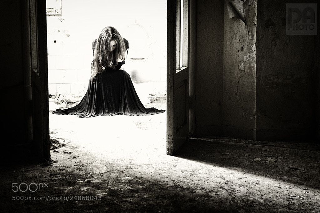 Photograph Desperation by Dario Andreoni on 500px