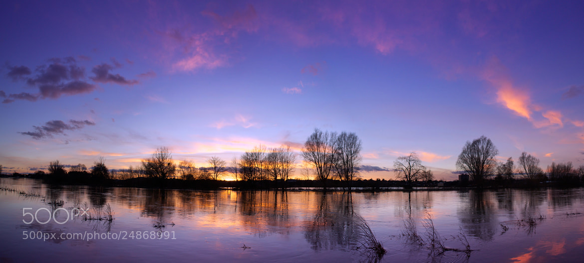 Photograph Severn Sunset by MAC Photography on 500px
